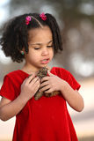 Multiracial Child Royalty Free Stock Images