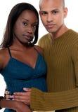 Multiracial Couple Stock Photos
