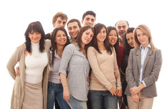 Multiracial Group Royalty Free Stock Image