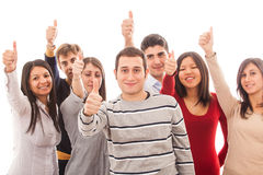 Multiracial Group Royalty Free Stock Photo