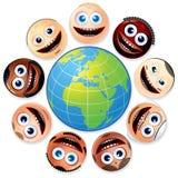 Multiracial Group Stock Image