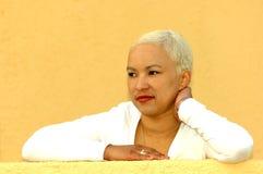 Multiracial woman Royalty Free Stock Photo