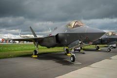 Multirole Blitz II Lockheed Martins F-35 Kämpfer der Heimlichkeit Stockfotos