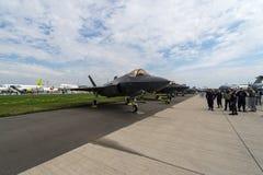 Multirole Blitz II Lockheed Martins F-35 Kämpfer der Heimlichkeit US-Luftwaffe Stockfotos