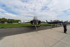 Multirole Blitz II Lockheed Martins F-35 Kämpfer der Heimlichkeit US-Luftwaffe Stockfoto