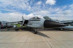 Multirole för Panavia för slagflygplan ECR tromb Tyskt flygvapen Royaltyfri Foto