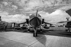 Multirole för Panavia för slagflygplan ECR tromb Tyskt flygvapen Arkivbild
