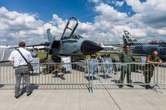 Multirole, strike aircraft Panavia Tornado IDS. Stock Photos