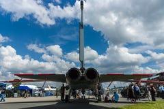 Multirole, strike aircraft Panavia Tornado IDS. Royalty Free Stock Photography