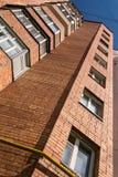Multiroom lägenhethus Arkivfoton