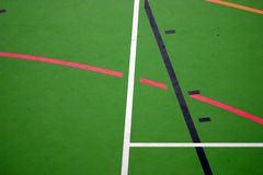 MultiSports Court 2 Royalty Free Stock Image
