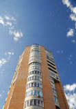 Multistorey block of flats Stock Photography