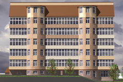 Multistorey Building Stock Images