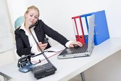 Multitasking Stock Images