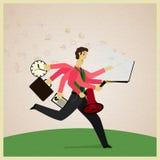 Multitasking Royalty-vrije Stock Fotografie