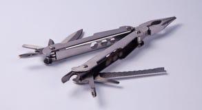 Multitool нержавеющей стали можно использовать для multi цели Стоковые Фотографии RF