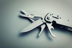 Multitool knife Royalty Free Stock Photos