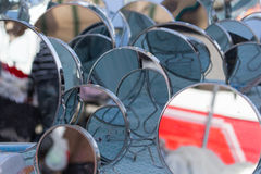 A multitude of mirrors Royalty Free Stock Photo