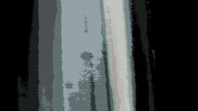 Multiucolored剥去了线4 股票录像