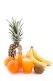 Multivitamin juice Stock Photos