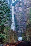 Multnomah baja en Oregon Fotografía de archivo libre de regalías