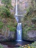 Multnomah baja en Oregon Foto de archivo libre de regalías