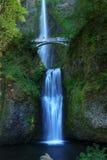 Multnomah cai em Oregon Imagens de Stock Royalty Free