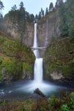 Multnomah cai em um dia chuvoso Imagens de Stock Royalty Free