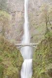 Multnomah cai marco famoso de Benson Footbridge fotos de stock royalty free