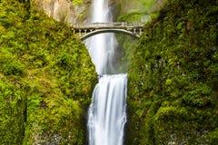 Multnomah escénico baja en Oregon Fotos de archivo