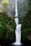 Multnomah Falls. OR Royalty Free Stock Photo