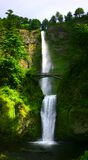 Multnomah falls Royalty Free Stock Photography