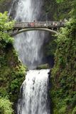 Multnomah Falls Royalty Free Stock Photos