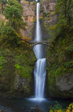 Multnomah Falls Royalty Free Stock Photo
