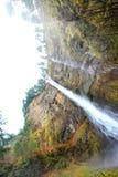 Multnomah Falls in Oregon Royalty Free Stock Photos