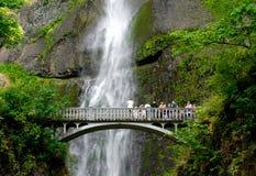 Multnomah Falls, Oregon Stock Photo
