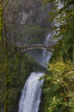 Multnomah Falls, Oregon Stock Image