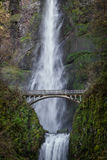 Multnomah Falls, Oregon Stock Images