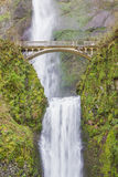 Multnomah Falls, Oregon Royalty Free Stock Images