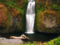 Multnomah falls portland USA Royalty Free Stock Images
