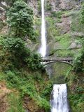 Multnomah Falls, Oregon Stock Image