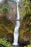 Multnomah Spadek, Oregon Zdjęcia Royalty Free