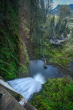 Multnomah vattenfall Royaltyfri Bild