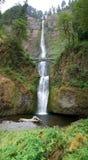 Multnomah Waterfalls Oregon Royalty Free Stock Photos