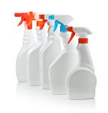 Multy spray bottle Stock Images