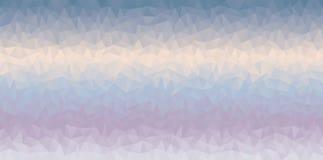 Multycolor geometryczny tło Fotografia Royalty Free