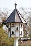Multystoried birdhouse zdjęcia stock