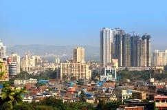Mulund пригород Мумбая Стоковые Фотографии RF