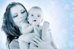 Mum with daughter Stock Photos