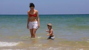 Mum e filho no mar filme